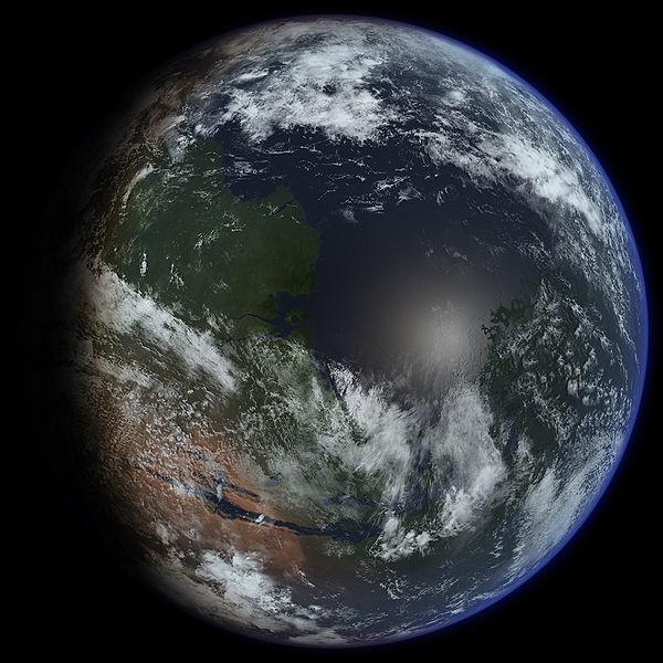 terraform mars planet - photo #18